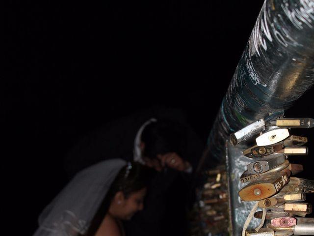 El matrimonio de Leonardo y Nayareth en Lo Prado, Santiago 22
