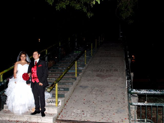 El matrimonio de Leonardo y Nayareth en Lo Prado, Santiago 24