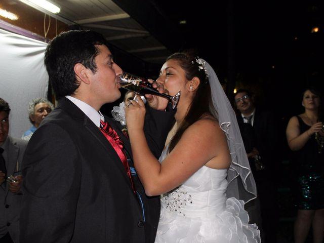 El matrimonio de Leonardo y Nayareth en Lo Prado, Santiago 33