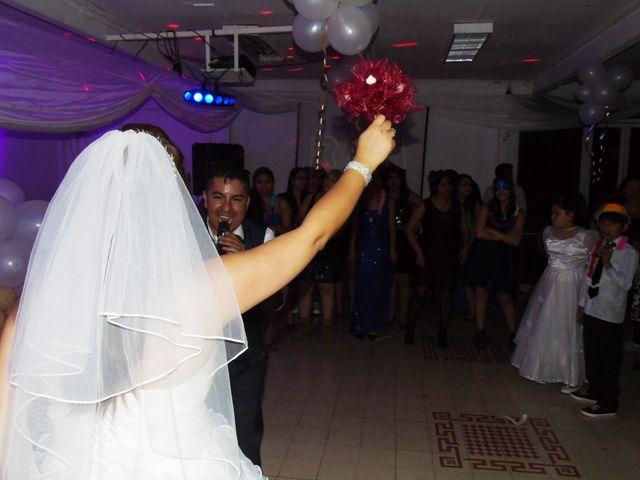 El matrimonio de Leonardo y Nayareth en Lo Prado, Santiago 44