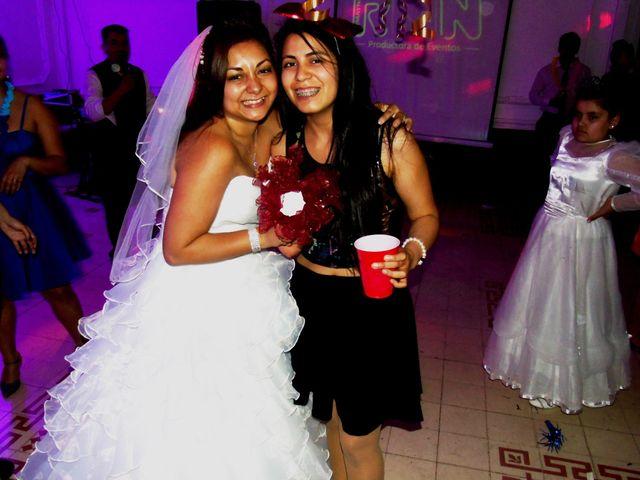 El matrimonio de Leonardo y Nayareth en Lo Prado, Santiago 45