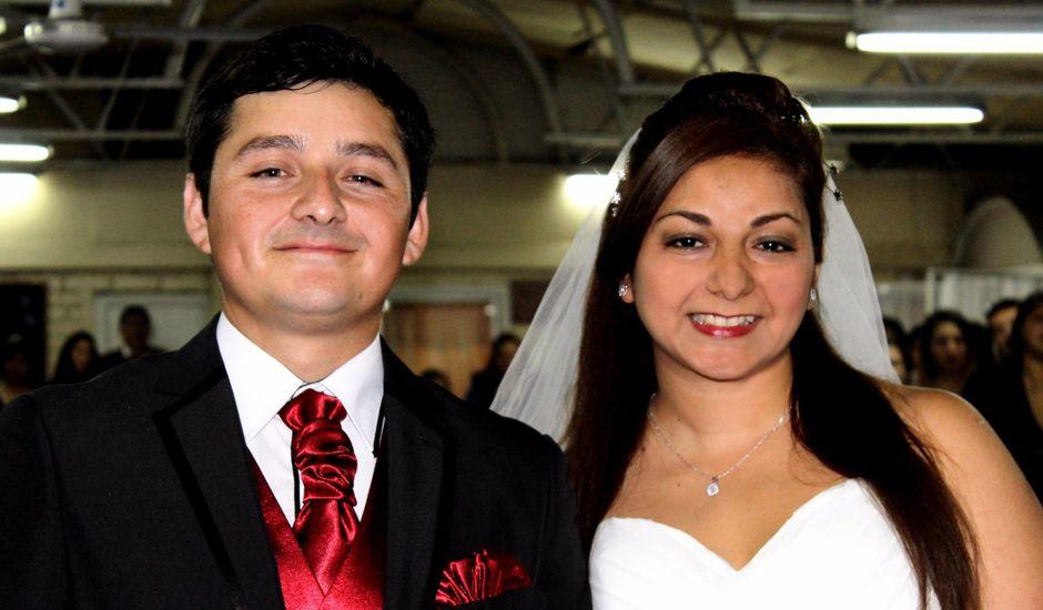 El matrimonio de Leonardo y Nayareth en Lo Prado, Santiago