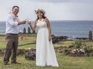 El matrimonio de Gianina y Luis
