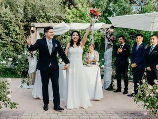 El matrimonio de Javiera y Sebastian