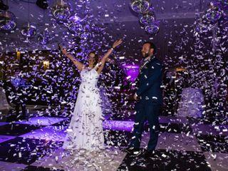 El matrimonio de Paola y Javier
