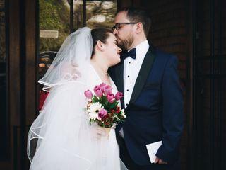 El matrimonio de Manola y Joaquín