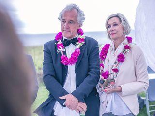 El matrimonio de Macarena y Ives 1