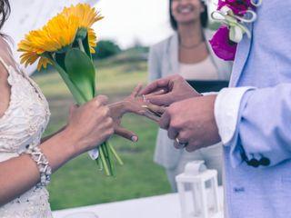 El matrimonio de Macarena y Ives 3