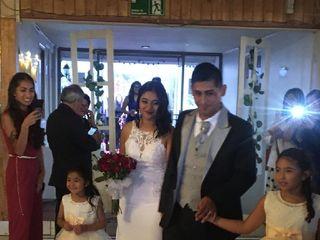 El matrimonio de Lorena y Francisco 2