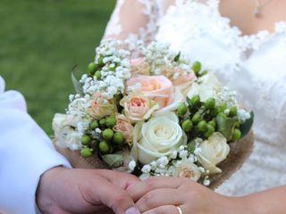 El matrimonio de Leslye y Álvaro  1