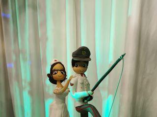 El matrimonio de Leslye y Álvaro  3