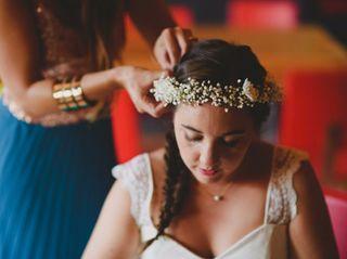 El matrimonio de Luciano y Verónica 1