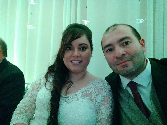 El matrimonio de Tamara y Alvaro