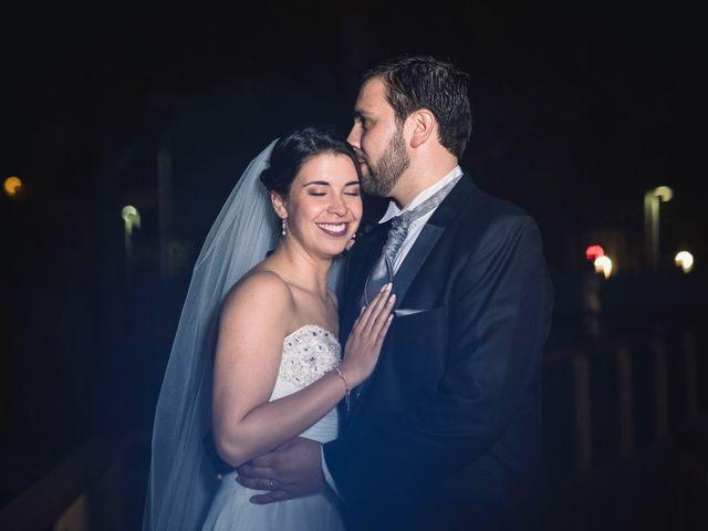 El matrimonio de Karina y Johannes