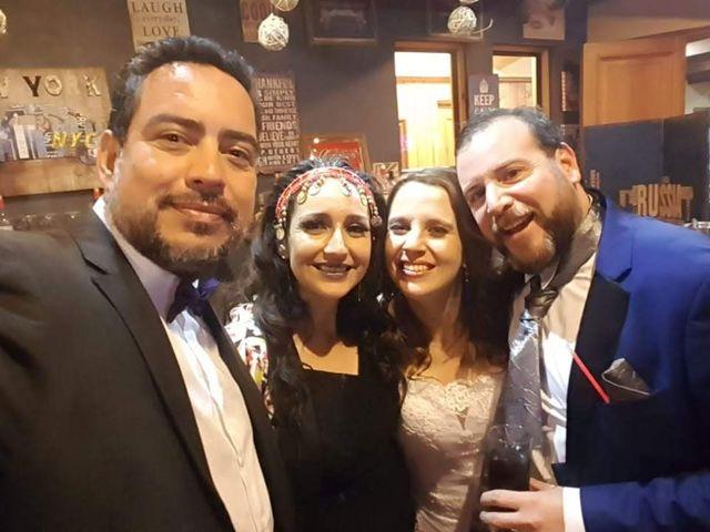 El matrimonio de Javier y Paola en Curacaví, Melipilla 1