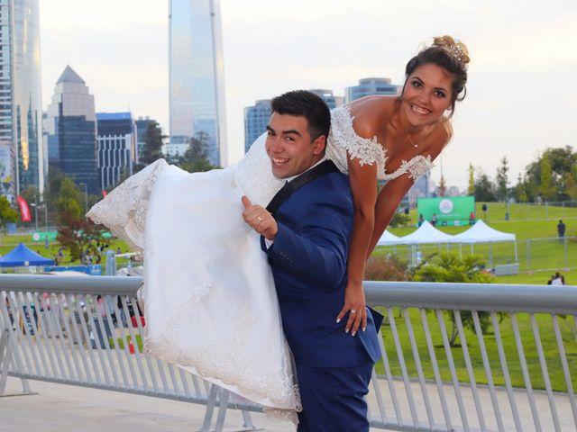 El matrimonio de Carolaine y Esteban