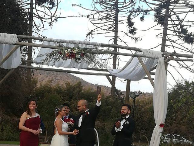 El matrimonio de Ricardo  y Francisca en Padre Hurtado, Talagante 3