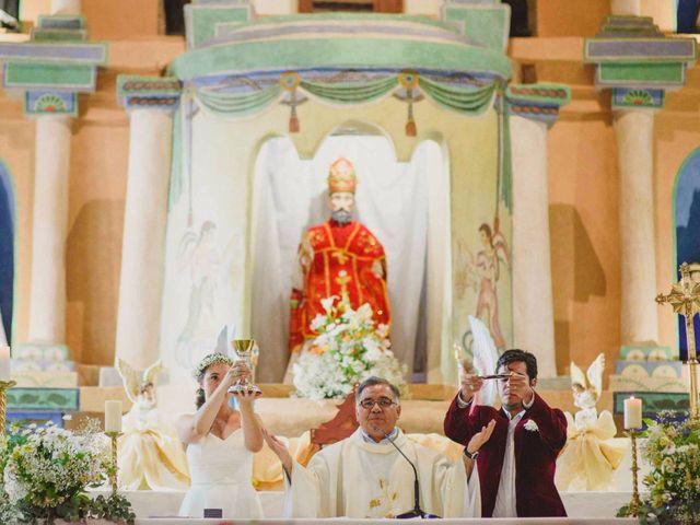 El matrimonio de Verónica y Luciano en San Pedro de Atacama, El Loa 5