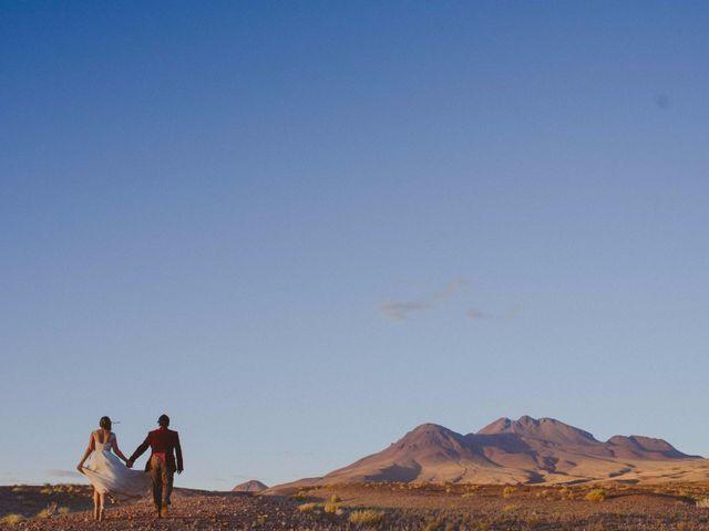 El matrimonio de Verónica y Luciano en San Pedro de Atacama, El Loa 7