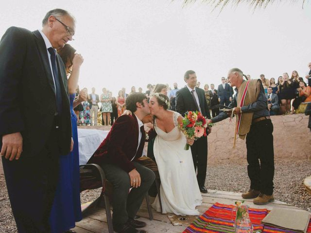 El matrimonio de Verónica y Luciano en San Pedro de Atacama, El Loa 8