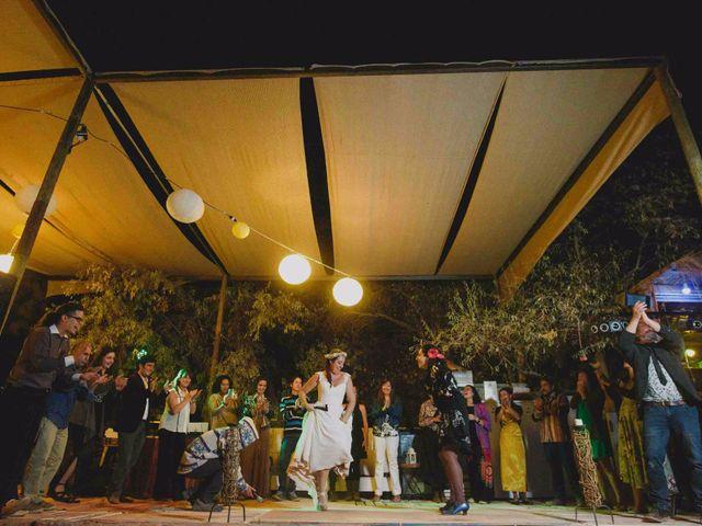 El matrimonio de Verónica y Luciano en San Pedro de Atacama, El Loa 10