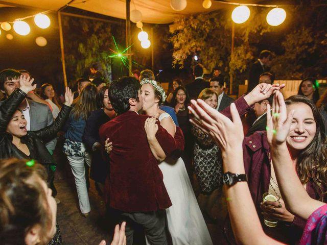 El matrimonio de Verónica y Luciano en San Pedro de Atacama, El Loa 12