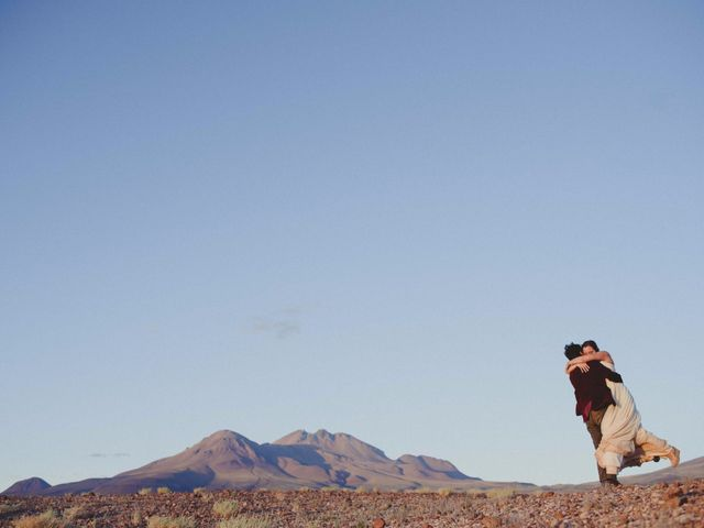 El matrimonio de Verónica y Luciano en San Pedro de Atacama, El Loa 14