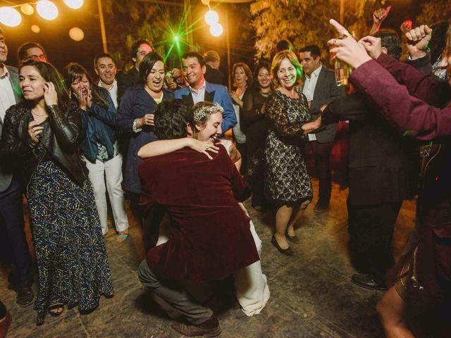 El matrimonio de Verónica y Luciano en San Pedro de Atacama, El Loa 15
