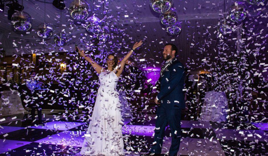 El matrimonio de Javier y Paola en Curacaví, Melipilla