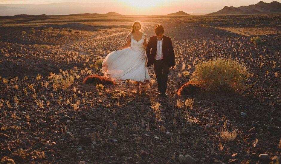 El matrimonio de Verónica y Luciano en San Pedro de Atacama, El Loa