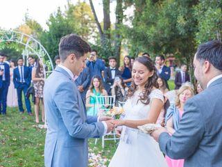 El matrimonio de Pilar y Ítalo  2