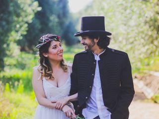 El matrimonio de Marta Belén y Francisco