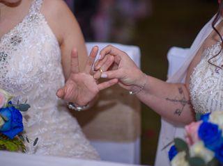 El matrimonio de Stephanie  y Estephania  2