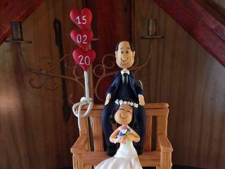 El matrimonio de Luz y Óscar  1