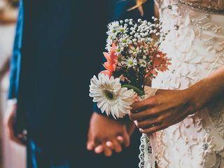 El matrimonio de Constanza  y Eduardo  3