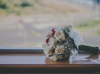 El matrimonio de Sandra y Cristian 1