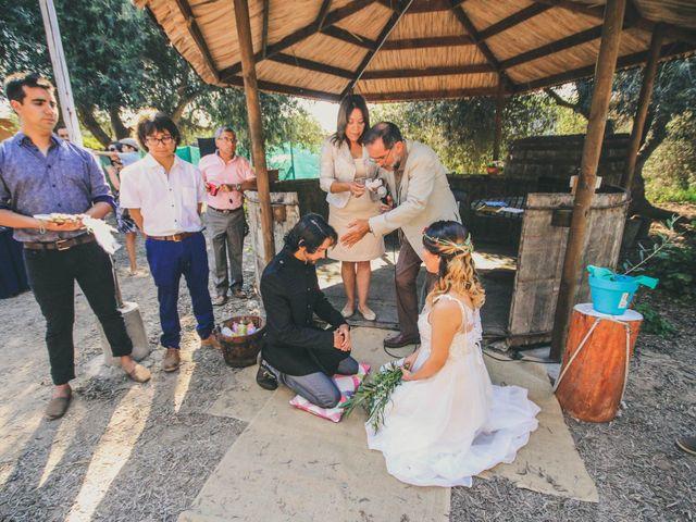 El matrimonio de Francisco y Marta Belén en Huasco, Huasco 16