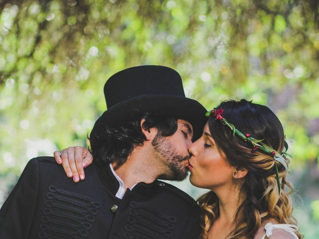El matrimonio de Francisco y Marta Belén en Huasco, Huasco 29