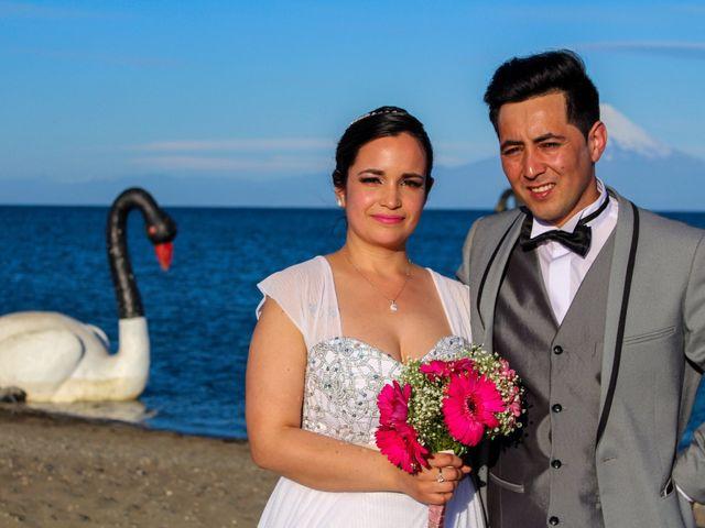 El matrimonio de Evelyn y Francisco