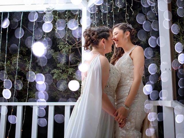 El matrimonio de Stephanie  y Estephania