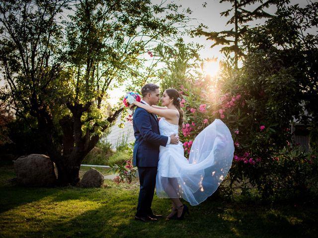 El matrimonio de Sonia y Pavel