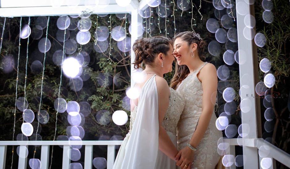 El matrimonio de Estephania  y Stephanie  en Arica, Arica