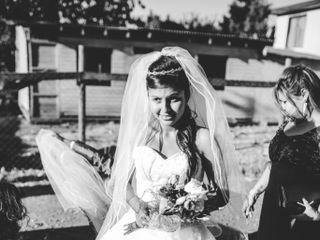 El matrimonio de Bárbara y Misael 1