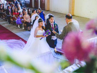 El matrimonio de Bárbara y Misael 3