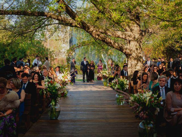 El matrimonio de Javi y Agustín en Machalí, Cachapoal 17