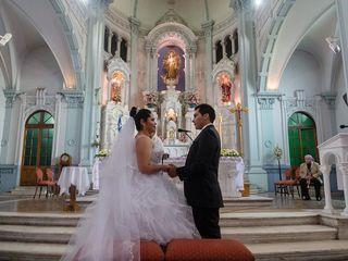 El matrimonio de Stephanie Gilda y Marcelo Andrés  2