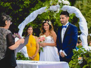 El matrimonio de Andrea  y Ignacio 1