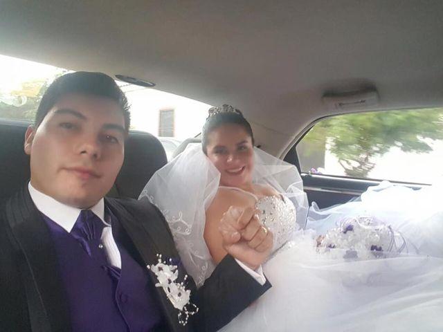 El matrimonio de Stephanie Gilda y Marcelo Andrés