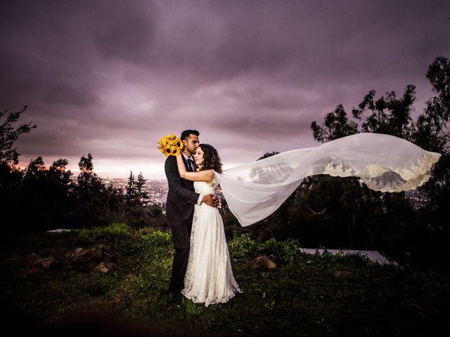 El matrimonio de Matias y Carole