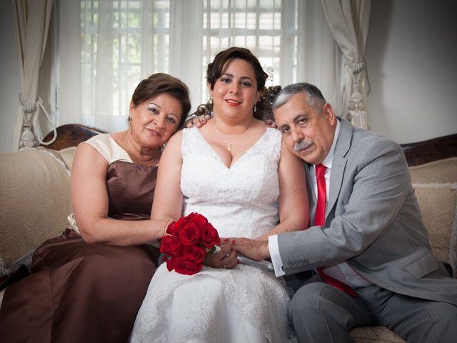 El matrimonio de Ricardo y Paula en Ñuñoa, Santiago 2